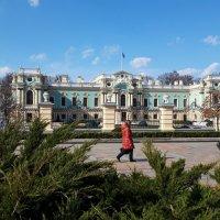 Мариинский дворец архитектора Растрелли в Киеве :: Тамара Бедай