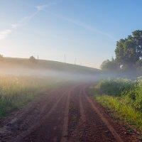 За ускользающим туманом.. :: Александр Архипкин