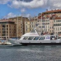 В Старом порту Марселя :: Nina Karyuk