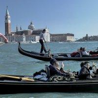 Venezia. Bacino di San Marco. :: Игорь Олегович Кравченко