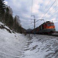 """""""Куда надо ходят поезда..."""" :: Galaelina ***"""