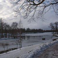 Весна уже идет...  и лед тихонько тает. :: Валентина Папилова