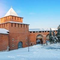 Ивановская башня :: Юлия Батурина