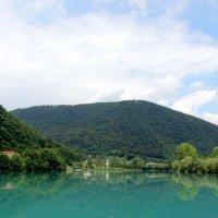 река Соча.Словения :: Гала