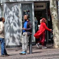 На улицах Марселя :: Nina Karyuk