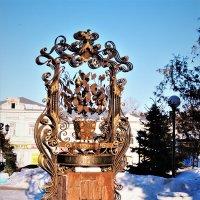 Памятник лимону :: Вячеслав Маслов
