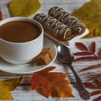 Осенний кофе :: Наталья Филипсен