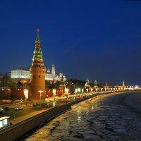 Московский кремль :: Евгений Седов