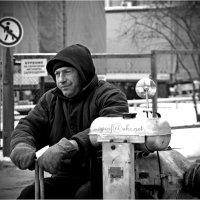 Человек за работой :: Сергей Порфирьев