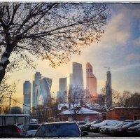 Между прошлым и будущим :: Сергей Беличев