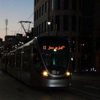 Иерусалим: Первый Трамвайчик :: Aleks Ashkenazi