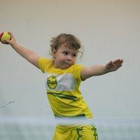 Теннисистка :: Евгений Седов