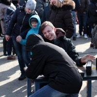 Изо всех сил! :: Дмитрий Арсеньев
