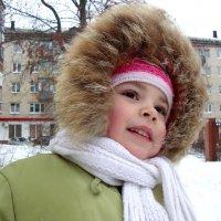 А на улице опять снежок ! :: Raduzka (Надежда Веркина)
