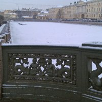 Русалки Фонтанки :: Валентина Харламова