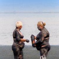 В поисках оздоровления на грязях лимана... :: Alex DChadov