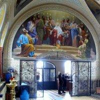 Церковь Вознесения на Городке (Павловский Посад) :: Евгений Кочуров