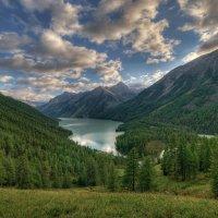 Кучерлинское озеро :: Юрий Никитенко