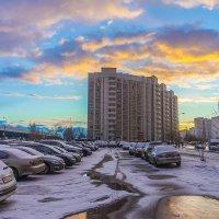 Весна в Москве :: Игорь Герман