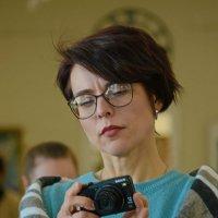 На выставке..... :: Андрей + Ирина Степановы