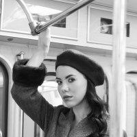 в метро :: Мария