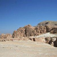 Пыльные каньоны Дахаба :: Ветер Странствий.орг