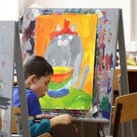 дети рисуют 15 :: Николай Семёнов