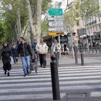 На главной улице Марселя (3) :: Nina Karyuk