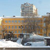 Школа  на Волжском проспекте :: марина ковшова