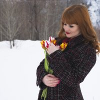 Весна. :: Светлана Бурлина