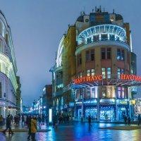 Никольская улица :: Виктор Тараканов