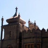 Архитектурные элементы Алупкинского дворца :: ИРЭН@ .