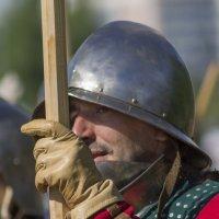 Бывалый солдат :: Олег Манаенков