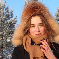 Сибирячка :: владимир тимошенко
