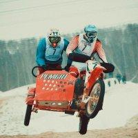 Мотокросс :: Андрей Романов