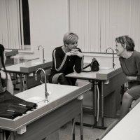 Школьная встреча 20 лет спустя... :: Марина Яковлева