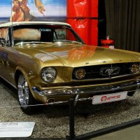 Ford Mustang 1965 :: Павел WoodHobby