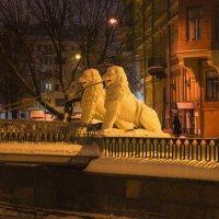 Львиный мостик :: Вячеслав Крапивин