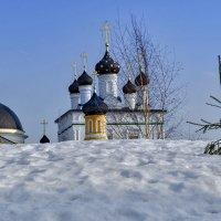 Мужской монастырь :: Ирина Шарапова