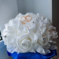 Букет невесты :: Алена Иванова