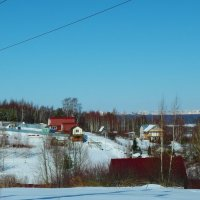 зимняя панорама :: Владимир