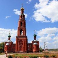 Церковь :: раиса Орловская