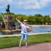 Счастливое детство :: Юлия Масликова
