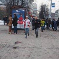 Тренировка. :: Ильсияр Шакирова