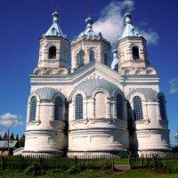 Богоявленский храм. :: Анна Суханова