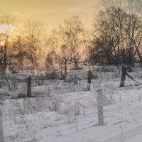 Закат зимы. :: Андрий Майковский