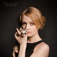 портрет :: Julia Miloserdova