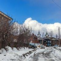 Весна в Томске :: Сергей Добрыднев