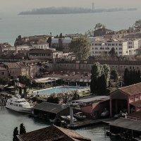 Venezia. Isola Di San Giorgio Maggiore. La parte sud-orientale. :: Игорь Олегович Кравченко