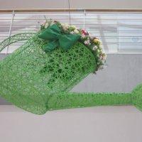 Зелёная лейка :: Дмитрий Никитин